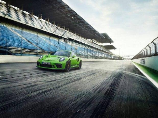 3月亮相 新款保时捷911 GT3 RS官图泄露