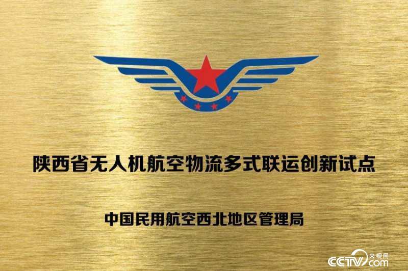 全球首个省域无人机配送试点陕西 所有商品24小时可送达
