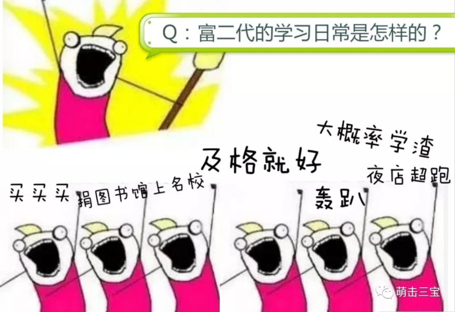 """平民学霸PK英国权贵二代遭""""碾压"""" 网友:贫穷限制你的想象"""
