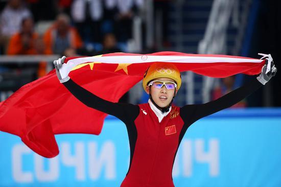 外媒:中国短道速滑队范可新成韩媒眼中钉!