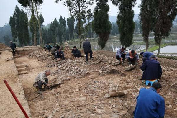 四川发现4座汉晋古城遗址 与众多历史事件有关