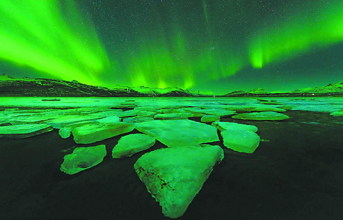 冰島:離奇蹟最近的國度