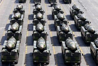 专家断言核军备竞赛已启动 中国是否应参与?