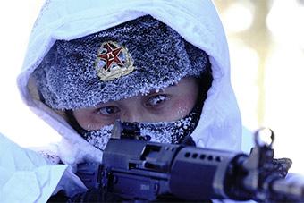 看中国最北疆边防官兵拿什么枪守卫边疆