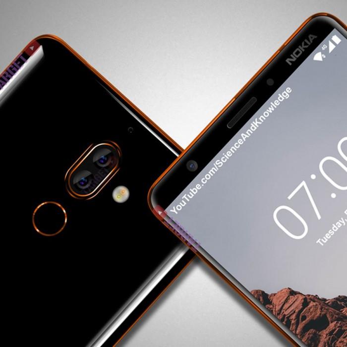 看着很精致!Nokia 7 Plus高清渲染图曝光