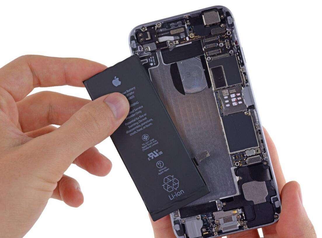 苹果或为全额更换电池的用户提供部分退款