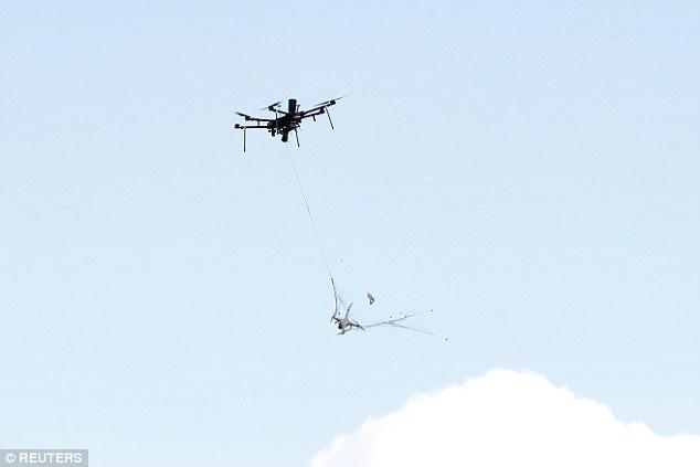 韩国平昌冬奥会期间将部署反无人机装备