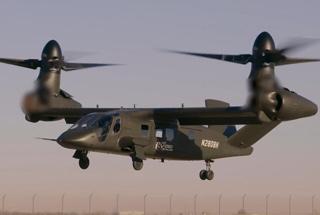 鱼鹰继承者:V280倾转旋翼机完成第二次试飞