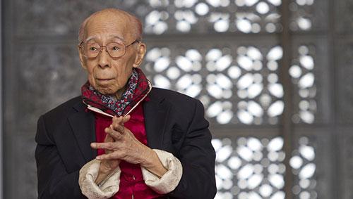 饶宗颐先生溘然长逝,我们拿什么纪念?