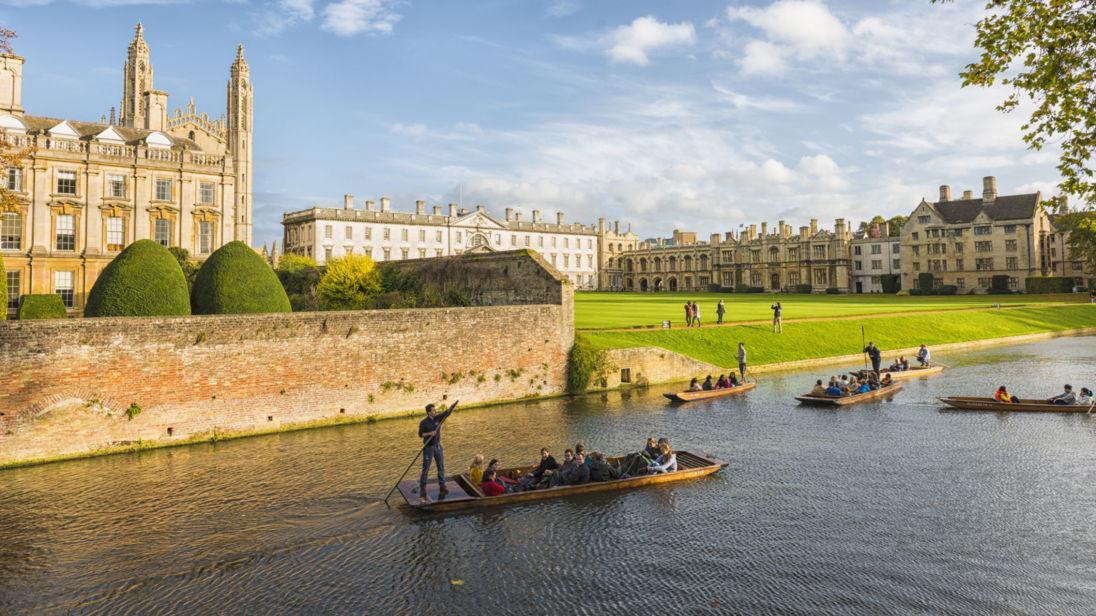 剑桥大学承认性骚扰问题严重:半年内有173起投诉