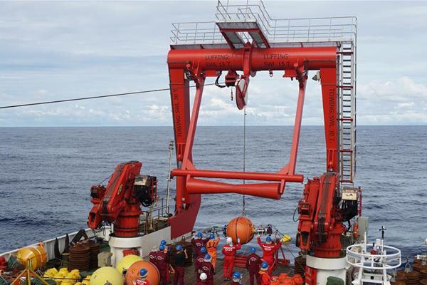 我国首个深海实时科学观测网在西太平洋建成