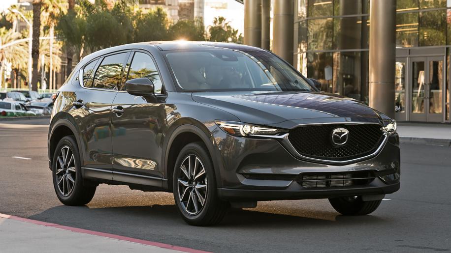 跨界SUV助推 马自达1月美国销量创24年之最