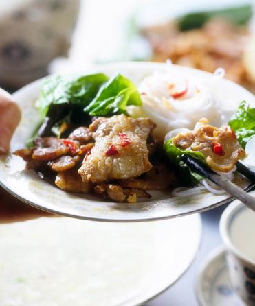 舌尖上的韩国! 精致美食让你大饱口福