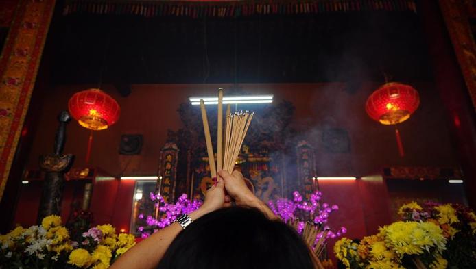 天涯海角年味不减 不在中国的中国年
