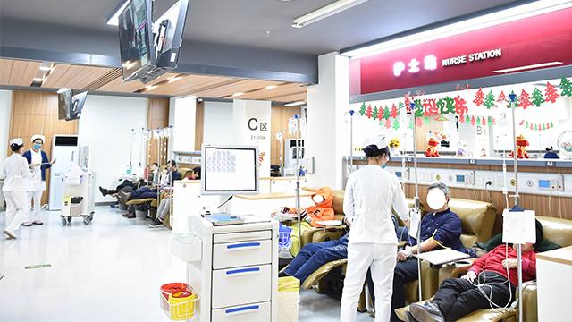 这家医院不仅帮人治病 还成了患者的心灵花园