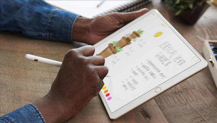 空欢喜?供应商否认新款iPad配备脸部识别系统
