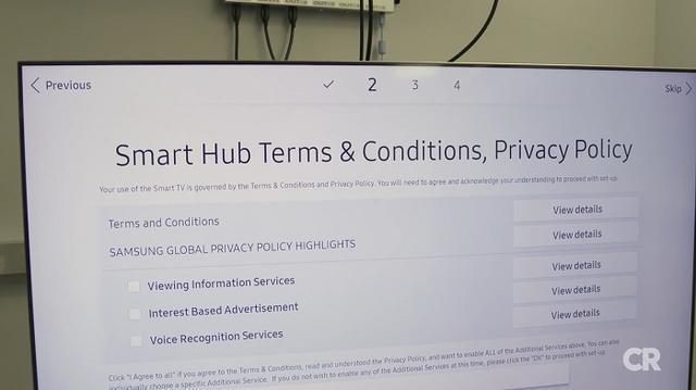 美《消费者报告》:三星电视易遭受黑客攻击