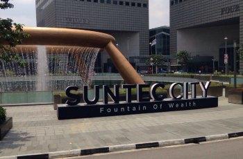 为吸引中国消费者下血本 新加坡新达城引入支付宝