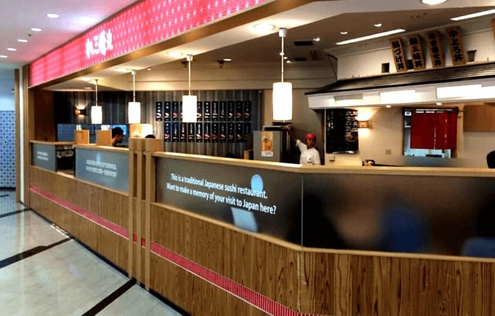 美味与旅行相伴!盘点世界15大机场特色餐厅