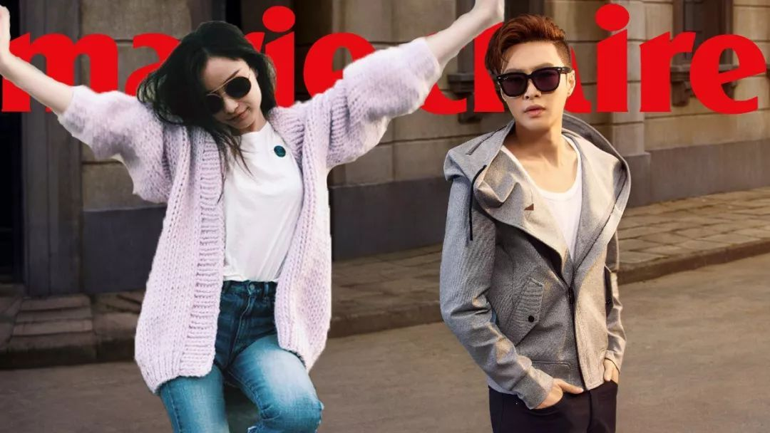 不为遮阳只为时髦,倪妮张艺兴的墨镜请常备!