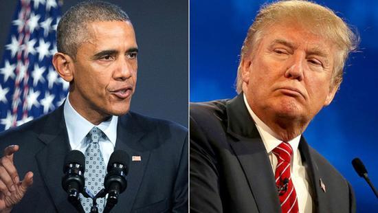 美前副总统批特朗普:奥巴马政治遗产被他破坏殆尽