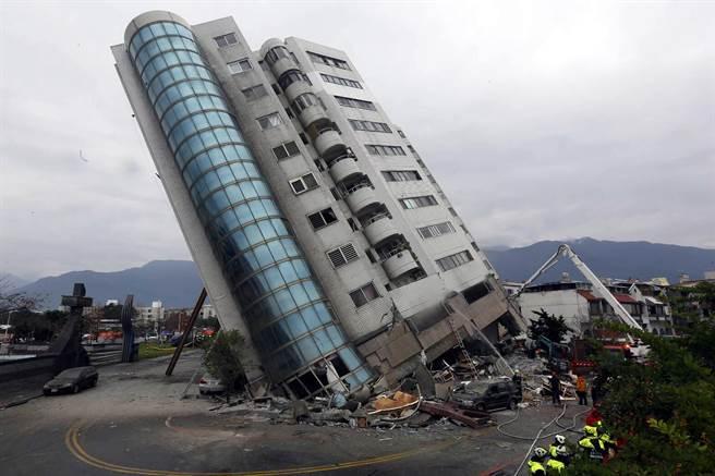 """花莲地震 作家感慨:台湾没有""""分""""更没有""""独""""的本钱!"""