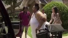 600斤女子出门减肥 3年来第一次成功把自己塞进汽车