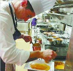 城市自豪的餐厅名片 去美食之都里昂带上好胃口