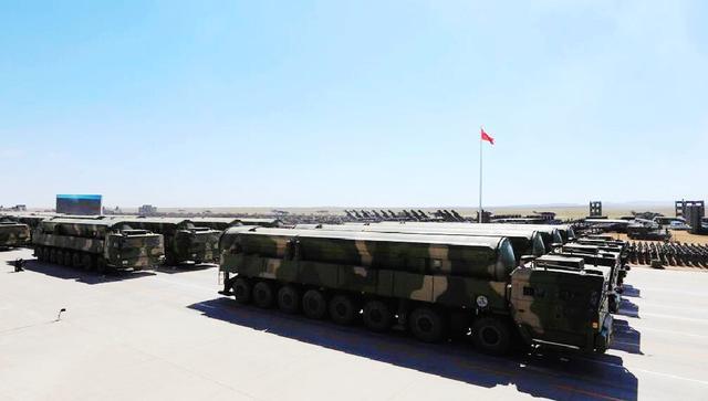 美媒断言世界进入导弹复兴阶段 战争可能性更高