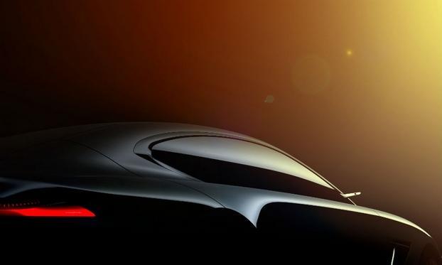 宾尼法利纳电动HK GT概念车将亮相日内瓦车展