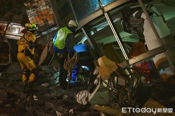 花莲地震已11人遇难 大陆游客一家5口失联