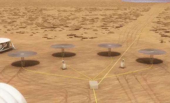NASA测试快递盒大小核反应堆 为火星基地供电