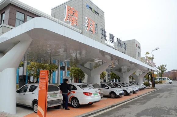 种好梧桐引凤凰 全球车企聚焦中国共享汽车市场