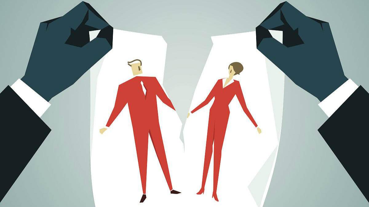 全职太太、二胎家庭是离婚高危人群