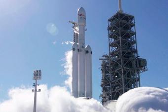 猎鹰重型火箭不算啥 中国一款火箭将轻松超越