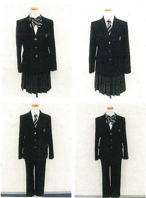 奇葩!日本一中学允许男生穿短裙 网民:上厕所去哪边?