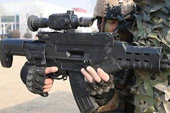 终于看清全貌:我军全新步枪长这样