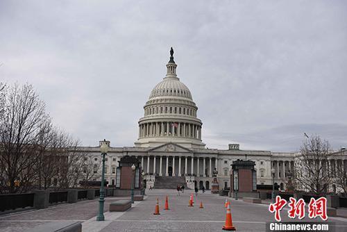 美联邦政府再停摆 停摆时间最短或仅持续数小时