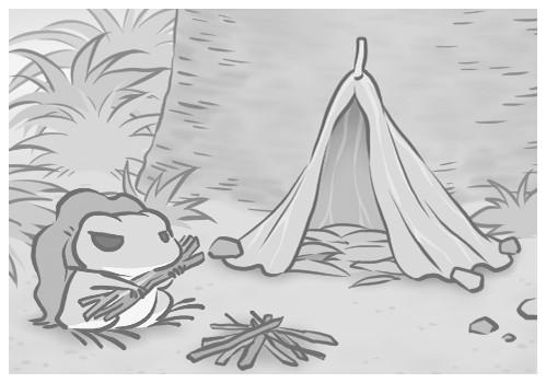 """""""旅蛙""""的孤独感让年轻人亲切 引发情感共鸣"""