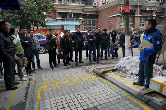 杭州市拱墅区既有住宅加装电梯试点工程启动 首台电梯将动工