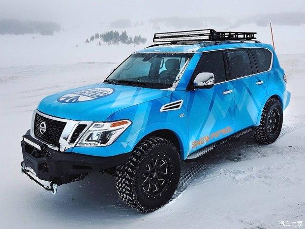日产(进口) ARMADA 2018款 Snow Patrol