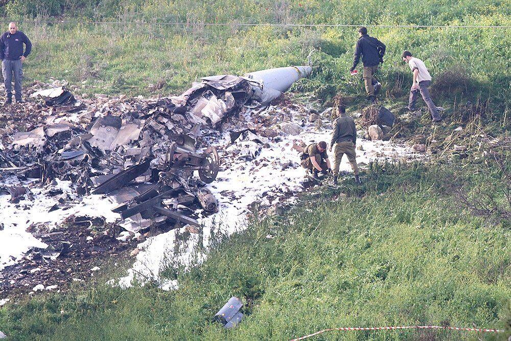 叙炮兵突然击落以色列F16 伊朗以色列逼近摊牌