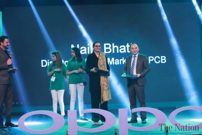 OPPO成为巴基斯坦超级联赛官方合作伙伴