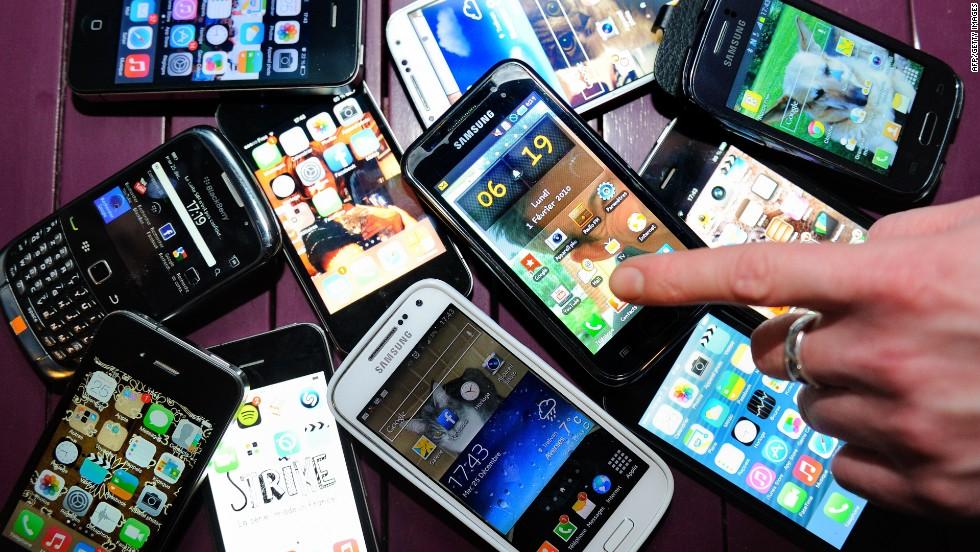 华为、小米等中国手机厂商出货量增长率全球最高