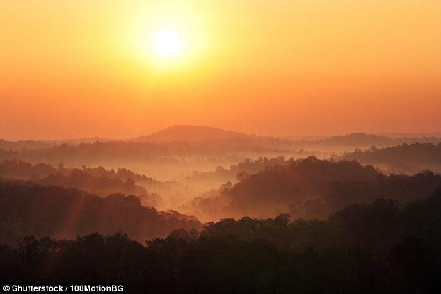 研究:太阳30年内会降温 但无法阻止全球变暖