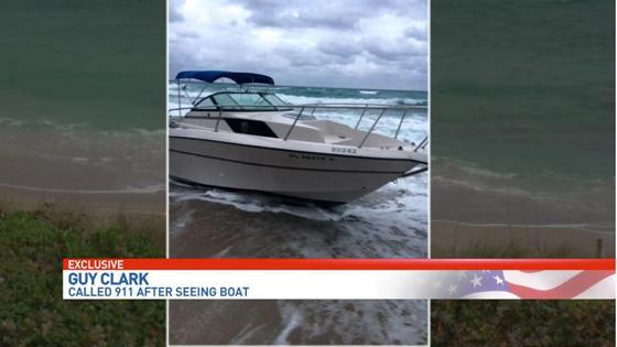 美媒:偷渡船被冲上美海滩 11名中国偷渡客被捕