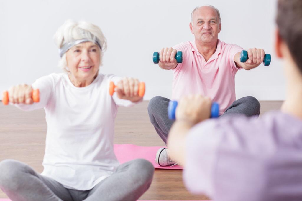 研究证实老年人适度锻炼可降低心血管患病风险