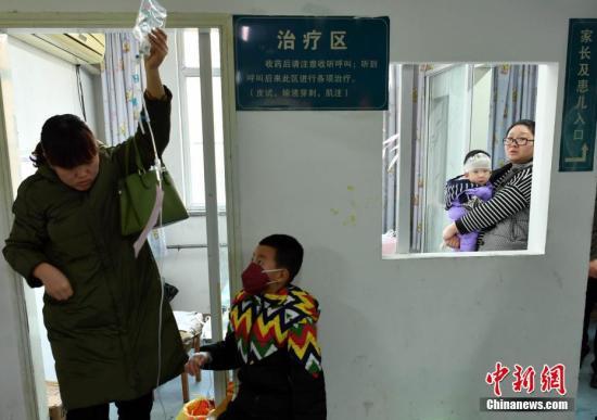 春节期间北京部分医院儿科24小时接诊