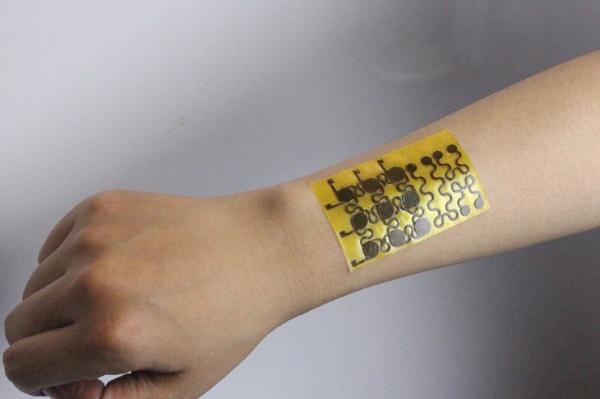 100%回收 科学家研制出环保可自愈电子皮肤
