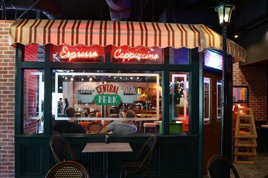 美剧《老友记》里的咖啡馆 这次是真的要开了?